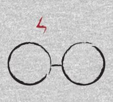 Minimalist Harry Potter by imaflyingkiwi