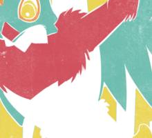Viva Hawlucha! Sticker