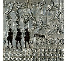 525,600 Minutes Metal Art - WIP Photographic Print
