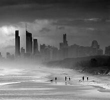 Windy City, Gold Coast, Australia by bidkev1