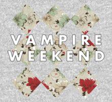 Vampire Weekend Floral 2 T-Shirt
