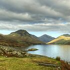 Wastwater And Fells by VoluntaryRanger
