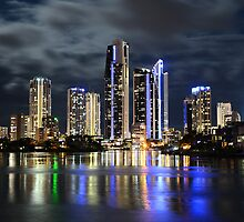 Surfers Paradise by Jacob Thirkettle