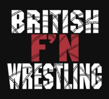 British F'N Wrestling by britishtees