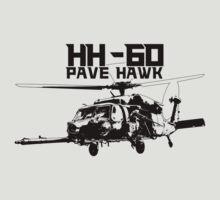 HH-60 Pave Hawk T-Shirt