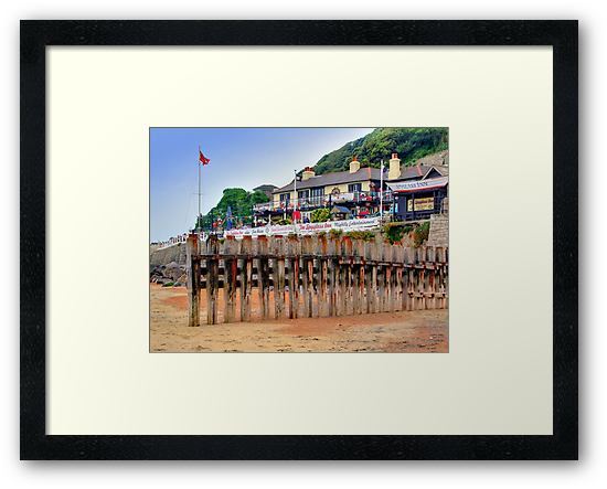 The Spyglass Inn - Ventnor - I.O.W. by Colin J Williams Photography