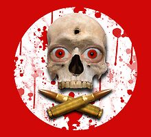 Skull & Bullets by Kawka
