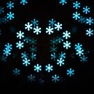 Christmas snowflakes by Vac1