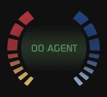 00 Agent Kids Clothes