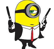 Hit Minion by jubril01