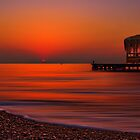 Hypnotic power of dawn by Baki Karacay