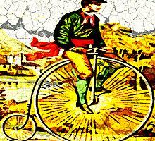 Big Bike Crackle by Rob Cox