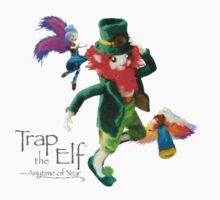 Trap the Elf™ (aka Leprechaun) by traptheelf