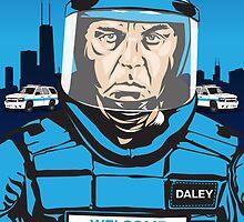 Daley Riot  by RayNoland
