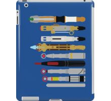 Tools of the Trade - Doctor Who iPad Case/Skin