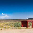 Red Hut by Oliver Koch