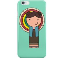 Kaylee Kokeshi Doll  iPhone Case/Skin