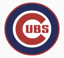 Chicago Cubs baseball logos T-Shirts ,Stickers by boomer321sasha