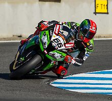 Tom Sykes at Laguna Seca 2013 by corsefoto