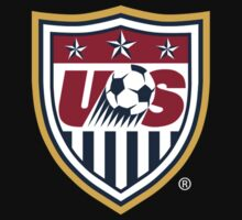 United States National Soccer Team by John Smith