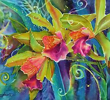 Orchid Series 14 by Deborah Younglao