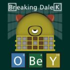 Breaking Dalek by ToneCartoons