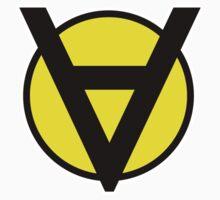 Voluntaryist Logo Sticker by Voluntaryist