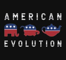 American Evolution - Republican to Tea Party by graphix