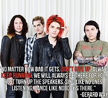 Mcr quote #6 by DangerLine