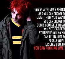 Mcr quote #7 by DangerLine