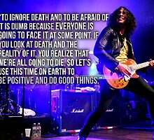 Ray Toro Quote #1 by DangerLine