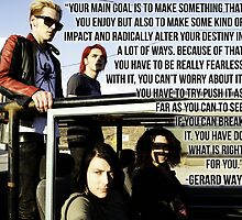 Mcr quote #3 by DangerLine