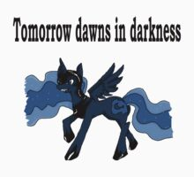 Tomorrow Dawns in Darkness by KrazieKat2112
