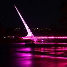 The Sundial Bridge 2013 by Tracy Jones