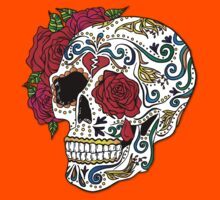 Heartbreak Sugar Skull by Nalin Solis