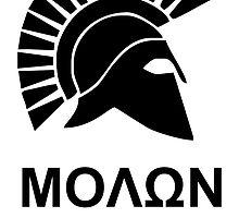 Molon Labe by Arthur Thomas