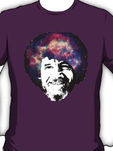Bob Ross Shirt & Sticker  T-Shirt