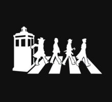 Dr Who Abbey Road by OnlyTheBest