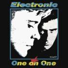 ELECTRONIC BERNARD SUMNER & JOHNNY MARR 1991 TOUR Shirt by Shaina Karasik