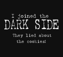 They Lied About The Cookies! by Iain Maynard