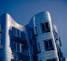 Gehry in Düsseldorf by Oliver Koch