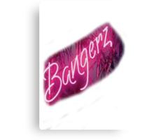 Bangerz Logo Canvas Print