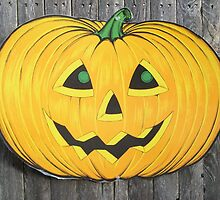 Cute Pumpkin by CapeCodGiftShop