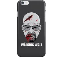 The Walking Walt iPhone Case/Skin