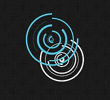 Polar Coordinates - Black by funjolras
