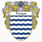 Vargas Coat of Arms/Family Crest by William Martin