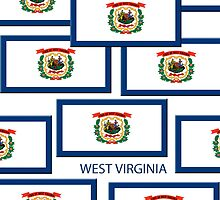 Smartphone Case -  State Flag of West Virginia 10 by Mark Podger