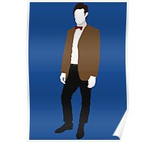 The Eleventh Doctor (Classic) - Doctor Who Poster