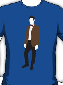 The Eleventh Doctor (Classic) - Doctor Who T-Shirt