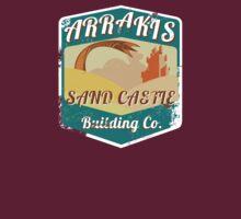 ARRAKIS SAND CASTLE BUILDING COMPANY  T-Shirt
